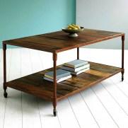 Stunning Coffee Table On Wheels Of Interesting Interior Design Within Stunning Coffee Table