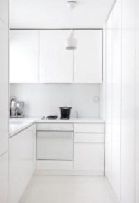 Superb Minimal Super Stylish White Kitchen Throughout Minimal Super Stylish White Kitchen