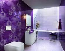 The Usage Of Purple In Interior Design For Violet Interior Design