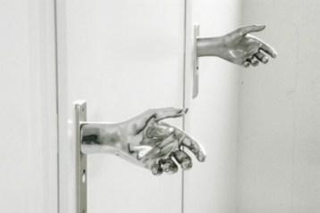 Unusual Door Knobs Design With Regard To Unique Door Handles For Minimalist Home