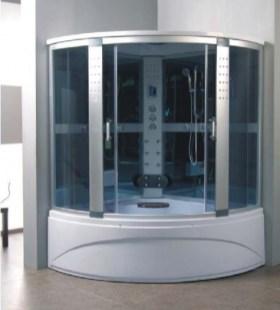 Whirlpool Shower Baths Throughout Unusual Corner Whirlpool Shower