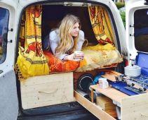 Interior Design Ideas For Camper Van No 02