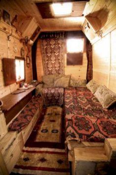 Interior Design Ideas For Camper Van No 26