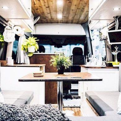 Interior Design Ideas For Camper Van No 29
