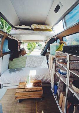 Interior Design Ideas For Camper Van No 56