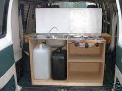 Interior Design Ideas For Camper Van No 58