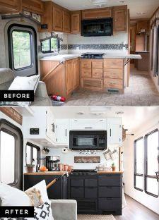 The Best Camper Van Hacks, Makeover, Remodel And Renovation Ideas No 04