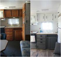 The Best Camper Van Hacks, Makeover, Remodel And Renovation Ideas No 55