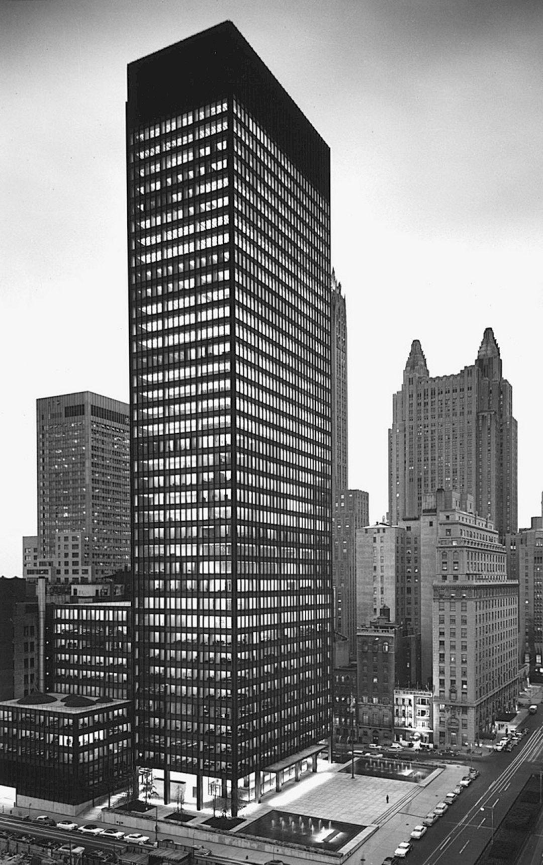 Top 28 Stunning Architecture Design By Mies Van Der Rohe