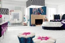 Glam Bedrooms For Glamour Bedroom Design