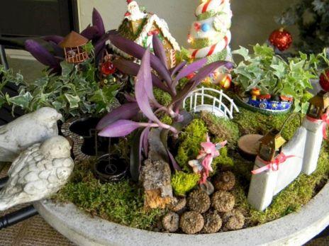 Unique Fairy Garden Ideas 24