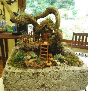 Unique Fairy Garden Ideas 31