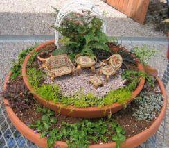 Unique Fairy Garden Ideas 7