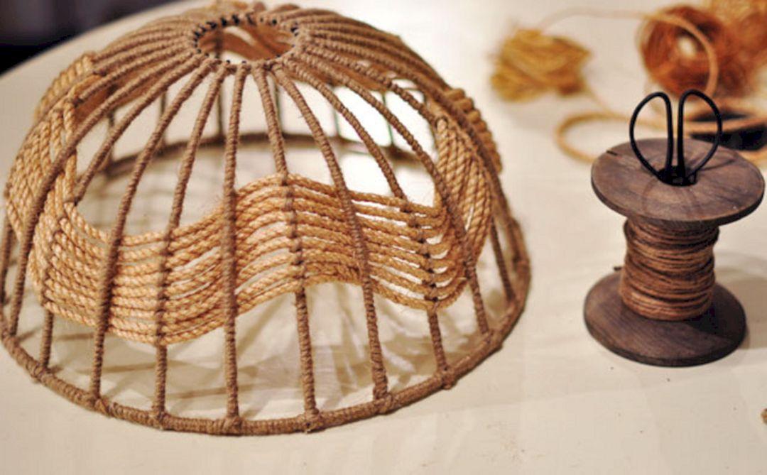 Basket Pendant LightFixture (Basket Pendant LightFixture