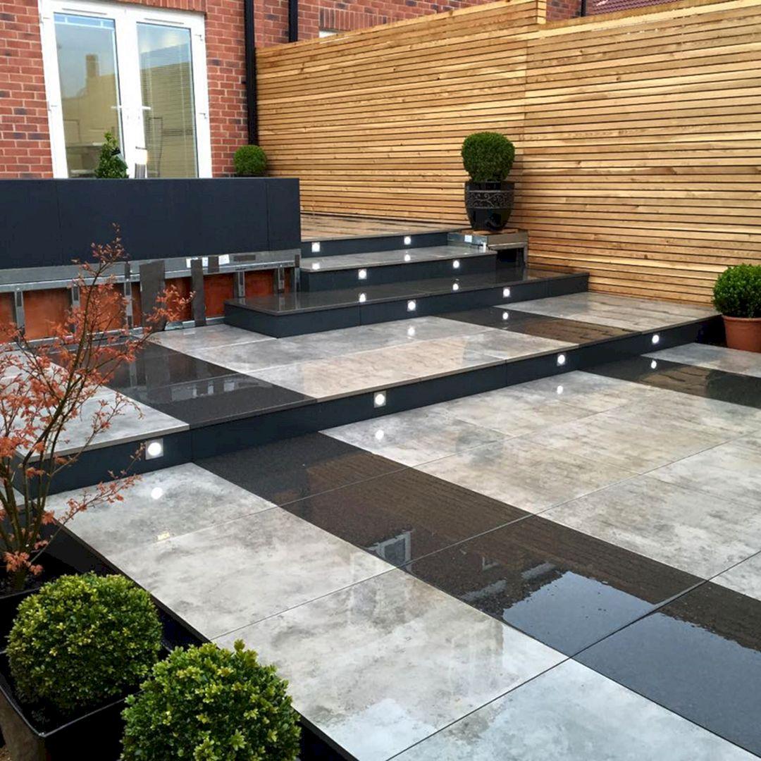 Contemporary Modern Garden Design (Contemporary Modern
