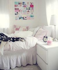 Cute White Tumblr Bedroom Ideas 28 (Cute White Tumblr ...