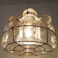 DIY Basket Light Fixture (DIY Basket Light Fixture) design ...