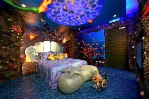 Little Mermaid Bedroom Decor For Girls