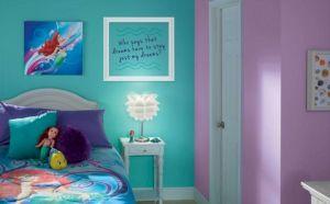 Little Mermaid Bedroom Ideas