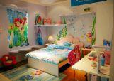 Little Mermaid Kids Room
