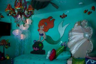 Little Mermaid Room Decor
