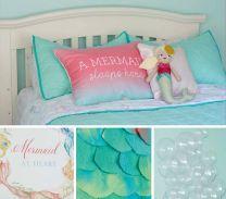 Mermaid Kids Room
