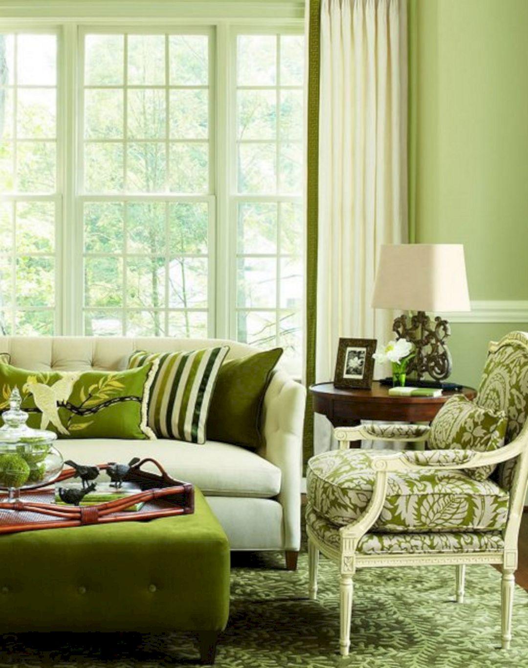 Olive Green Living Room Color Olive Green Living Room