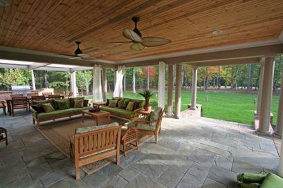 Outdoor Living Room Design Ideas