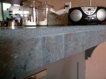 Porcelain Tile Countertops Edging