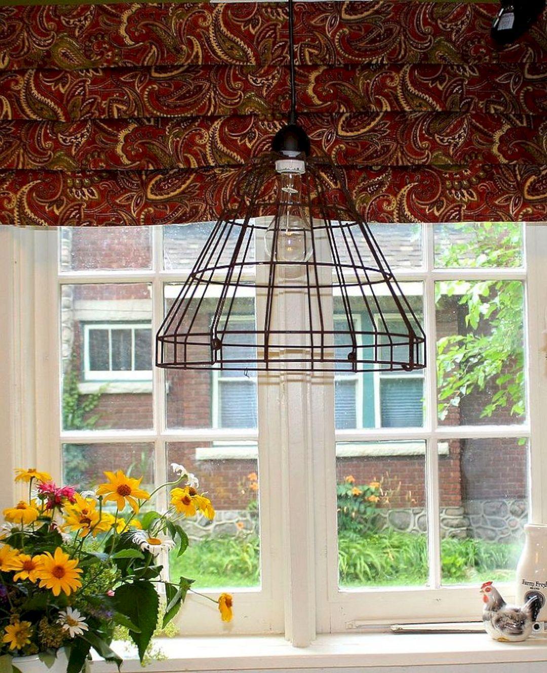 Wire Basket Pendant Light Fixture (Wire Basket Pendant
