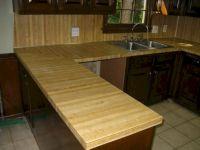 Wood Ceramic Tile Kitchen Countertops (Wood Ceramic Tile ...