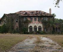 Abandoned Mansion Howey Hills Florida
