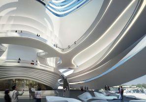 Architecture Zaha Hadid Art