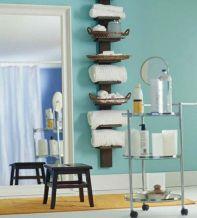 Bath Towel Storage Ideas For Small Bathrooms
