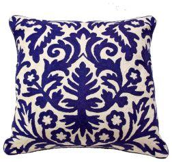 Blue Decorative Throw Pillows
