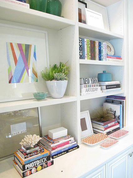 Bookshelf Stylings Ideas
