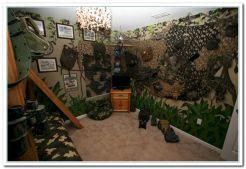 Boy Army Bedroom Ideas