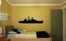 Boys' Bedroom Wall Decals