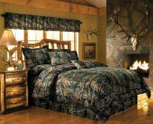 Camo Bedroom Decorating Ideas