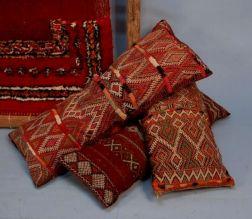 Colorful Moroccan Pillows