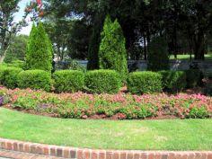 Community Entrance Landscape Designs