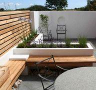 Contemporary Small Garden Design