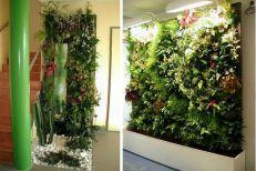 Cool Vertical Garden Design
