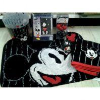 Disney Mickey Mouse Bathroom Set