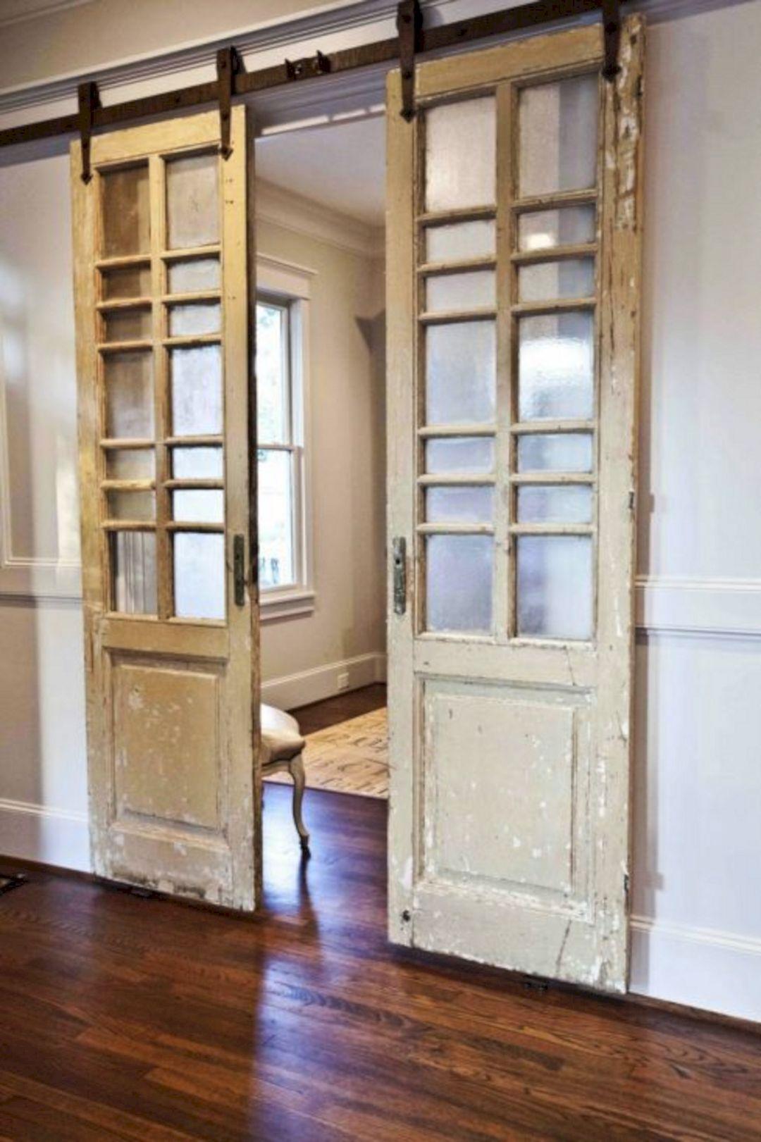 French Barn Doors