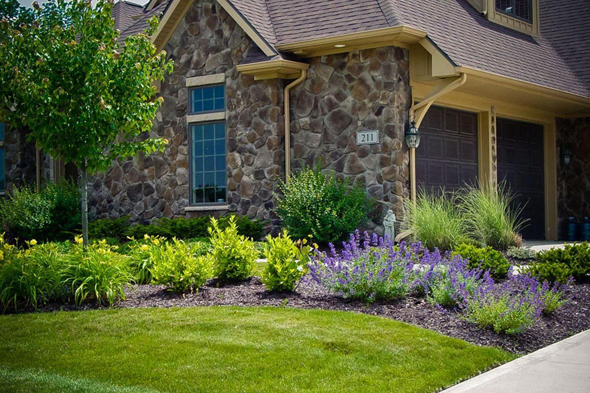 Front Entrance Landscape Design Ideas Front Entrance