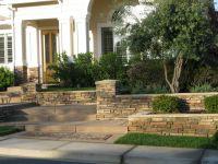 Front Entrance Landscape (Front Entrance Landscape) design