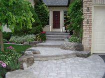 Front Entrances Landscaping