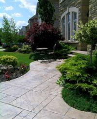 Front Entry Landscaping (Front Entry Landscaping) design ...