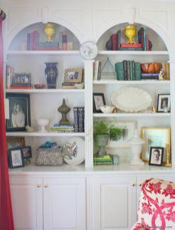 How To Style Bookshelve
